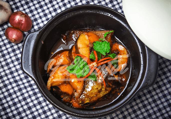 Món ngon từ cá tầm