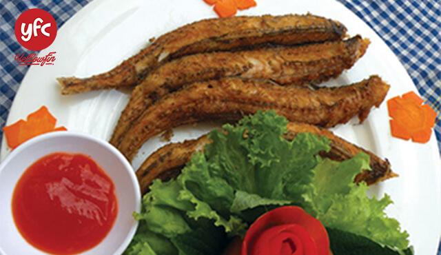 Các món ngon từ cá khoai