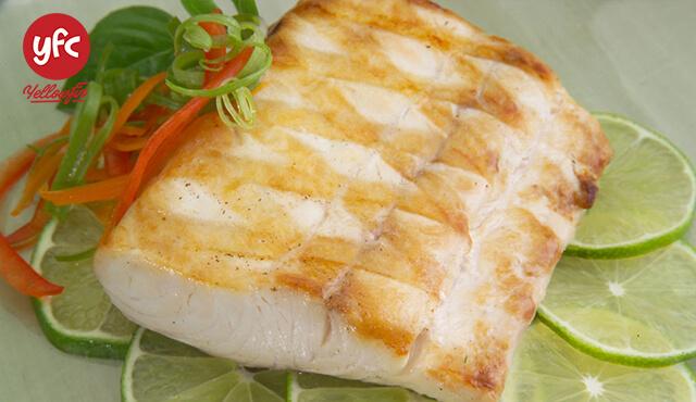 Món ngon từ cá Mahimahi (cá nục heo)